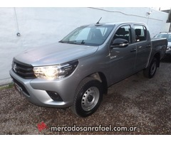 Hilux 2.4 DX Pack 0KM