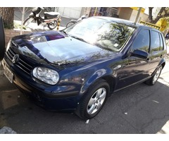 Golf  1.6 Conforline Mod 2005