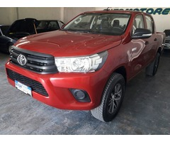 Hilux 0km 2.4 DX pack 2x4