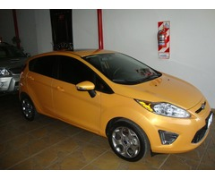 Ford Fiesta Kinetic Design Titanium 1.6 2011, 81000 km.