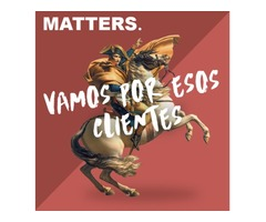Matters Marketing estratégico y web