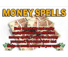 }Strong money spell,to solve financial problem call MAAMAZAMA on+27788676511