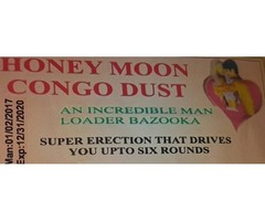 I sell Congo dust