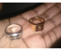 THE magic ring was brought by the spiritual powers of long time +27736844586