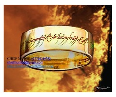 Noorani Magical Rings of Mystical Powers ~+27789640870