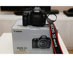 Selling New Canon EOS 5D Mark III 21MP DSLR Camera