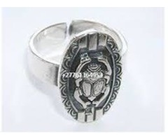 MAGIC RING MONEY?LOVE? PROTECTION? HAPPINESS? BUSINESS PROSPERITY?  +27710098758
