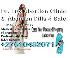 In Pretoria☷___,,,【+27610482071】) ; Mifepristone Abortion Pill For Sale in  DASPOORT >