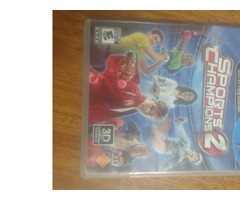 Sports Champions 2 PS3 Usado En Buen Estado